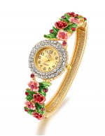 Jewels Galaxy Multicoloured Gold-Plated ...