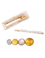 Jewels Galaxy Stylish Pearl Gold Plated ...