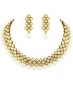Jewels Galaxy Mesmerizing Kundan & P...
