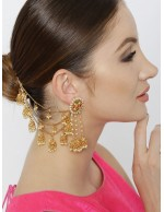Jewels Galaxy Gold Plated Multicolor Bah...