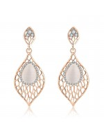 Jewels Galaxy Rose Gold-Plated Handcraft...