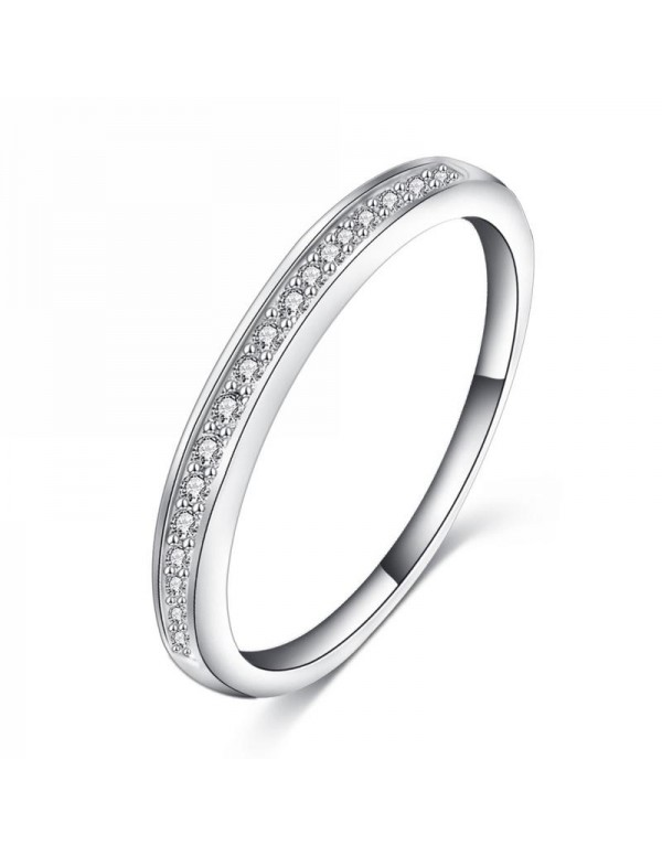 Jewels Galaxy Luxuria Platinum Plated Simple Style...