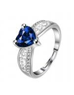 Jewels Galaxy Mesmerizing Crystal Heart ...