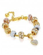 Jewels Galaxy Gold-Plated Handcrafted St...